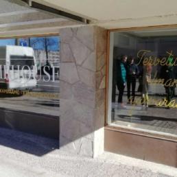 Ikkunataippaus Hairhouse